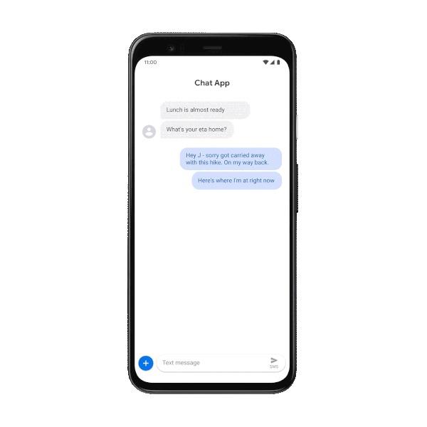 Android 11 - permissão única