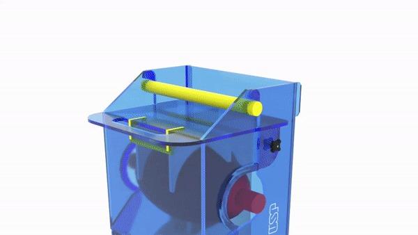 Ventilador pulmonar emergencial criado por engenheiros da USP