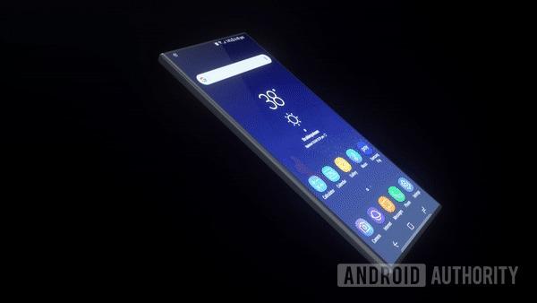Confira modelos de como o celular dobrável da Samsung pode ser