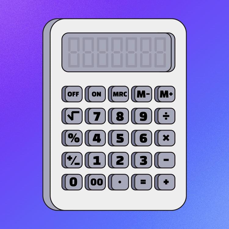 Tecnologia por trás da calculadora