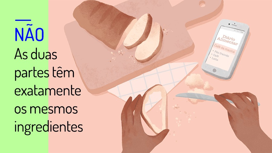 Check-up VivaBem - Miolo de pão
