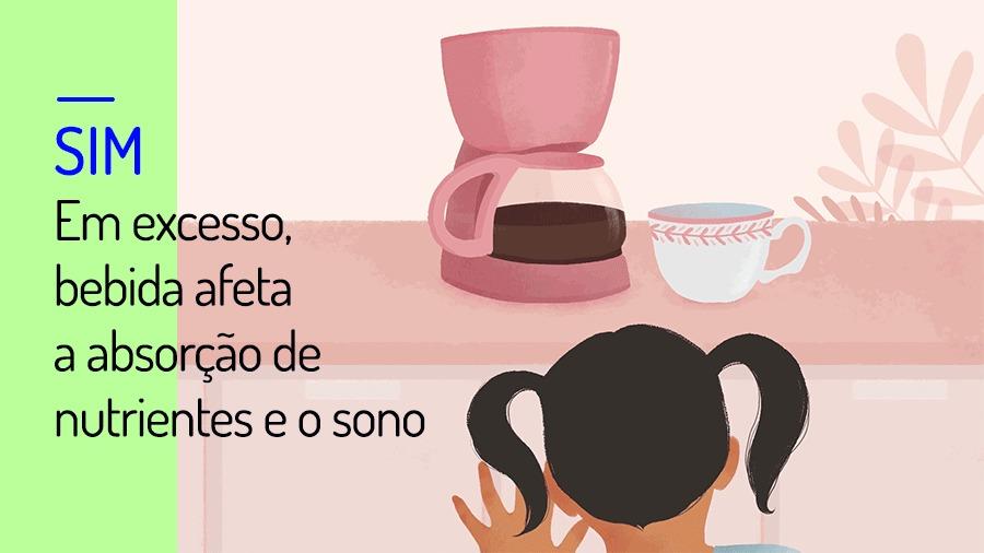 Check-up VivaBem - café para criança