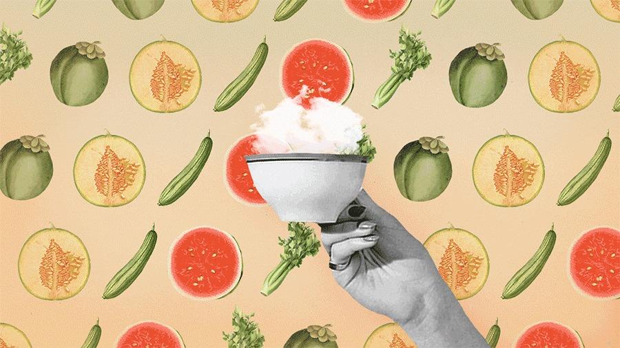 O Poder dos Alimentos - Desinchar