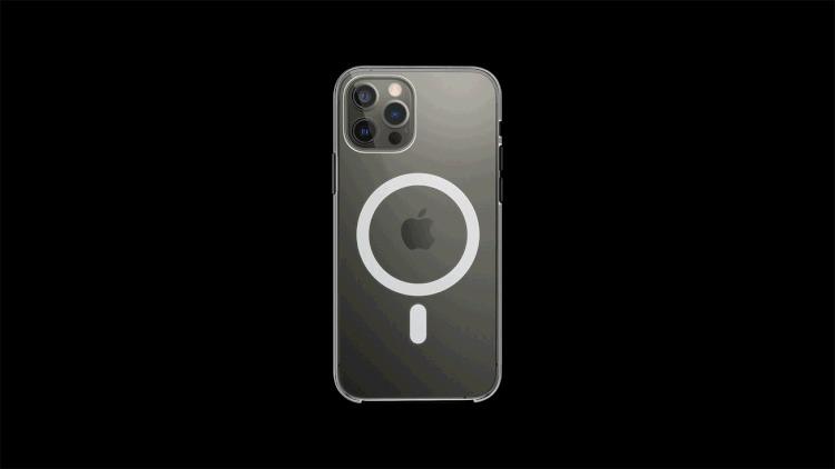 iPhone 12 - carregador MagSafe