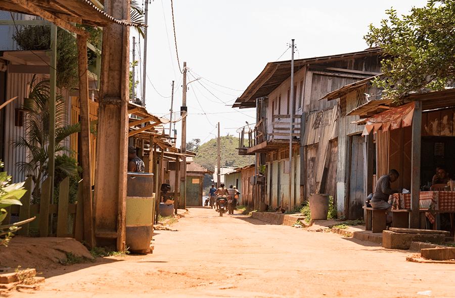 A Vila da Ressaca é uma das regiões afetadas pelo projeto de mineração Belo Sun