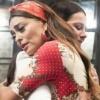 Paolla Oliveira e Juliana Paes como Vivi e Maria da Paz em A Dona do Pedaço (Reprodução / Globo)