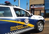 Divulgação/ Guarda Civil Municipal