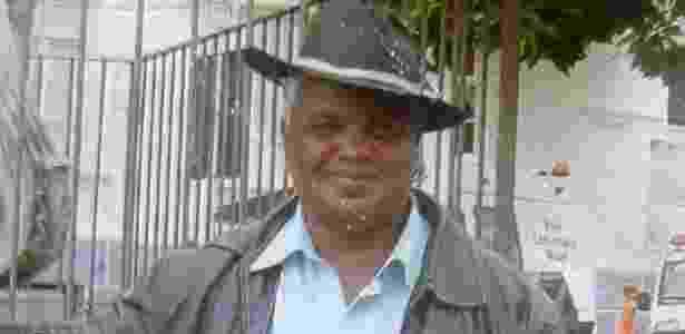 Luiz Carlos Ruas - Arquivo pessoal - Arquivo pessoal