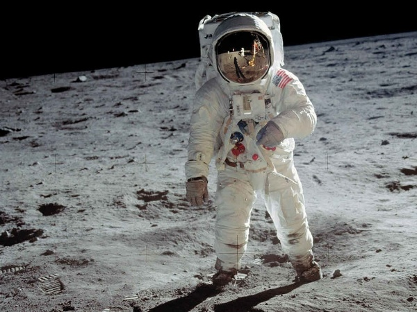 Neil Armstrong/Nasa
