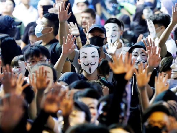 Kim Kyung-Hoon/Reuters (5.11.2019)
