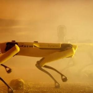 Divulgação/ Boston Dynamics