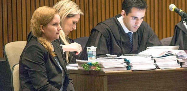 Elize é acusada de homicídio triplamente qualificado e ocultação e destruição de cadáver - Suamy Beydoun/AGIF/Folhapress