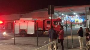 Rio de Janeiro | Teto da sede da Record desaba e deixa funcionário ferido