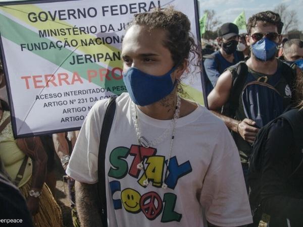 Tuane Fernandes/Greenpeace