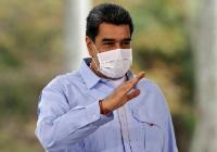 Marcelo Garcia/Presidência da Venezuela/AFP
