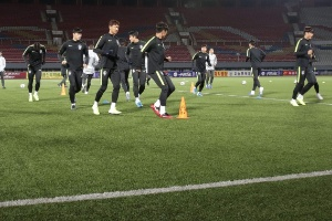 Korea Football Association / AFP