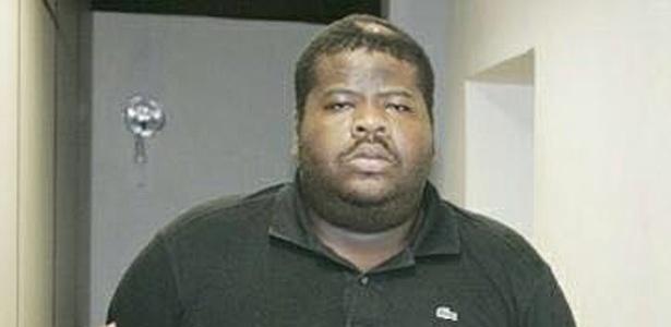 O criminoso resgatado Nicolas Labre Pereira de Jesus, conhecido como Fat Family