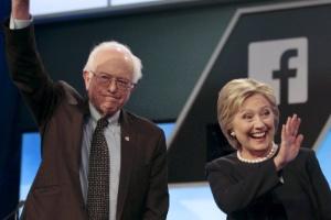 Bernie Sanders e Hillary Clinton participaram de mais um debate democrata, desta vez na Flórida