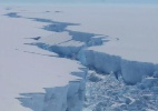 British Antarctic Survey/AFP