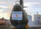 Ministério da Defesa da Argentina/Telam/AFP