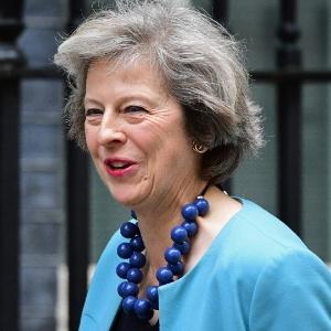 Theresa May se apresentará como candidata para liderar o Partido Conservador britânico