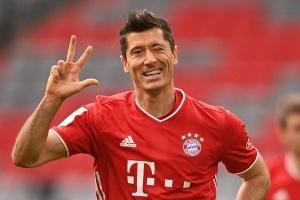 Reprodução/Bayern Munique twitter