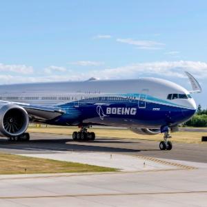 Tim Stake/AFP/Boeing