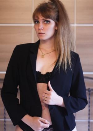 Arquivo pessoal/Luisa Caroline