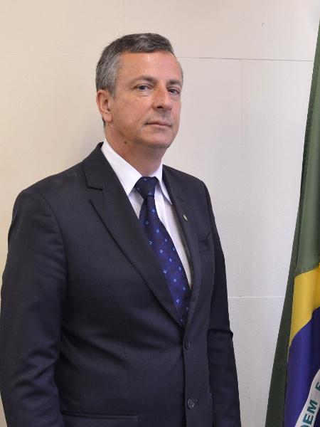 Luiz Beggiora é o novo secretário nacional de políticas sobre drogas, no Ministério da Justiça  - Divulgação/Ministério da Justiça