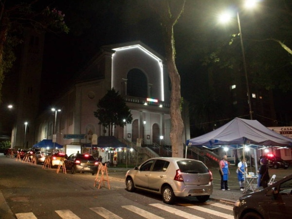 Pedro Giordan/Igreja Matriz