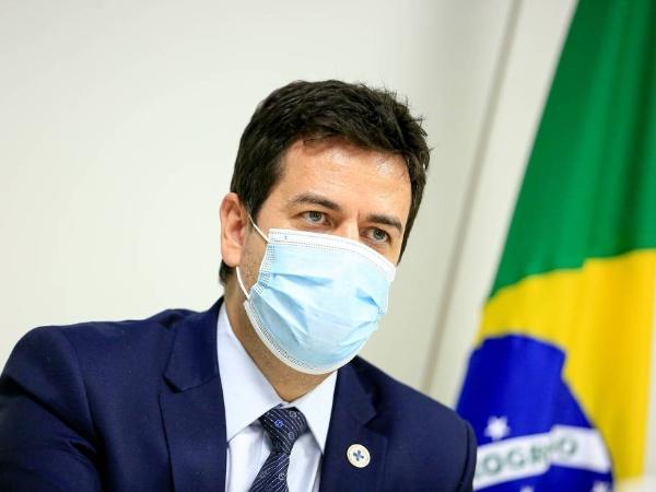 Myke Sena/Ministério da Saúde