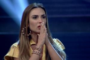 Nicole Bahls no Power Couple Brasil 4 (Foto: Divulgação/ Record TV)