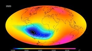 Divulgação/Agência Espacial Europeia
