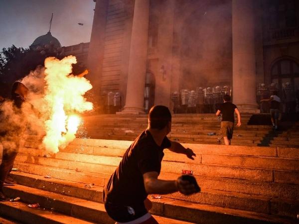 Andrei Isakovic - 8.jul.20 / AFP