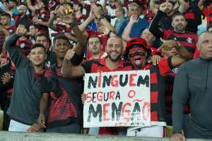Alexandre Vidal e Marcelo Cortes/Flamengo