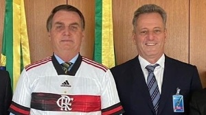 Reprodução/Instagram Flávio Bolsonaro