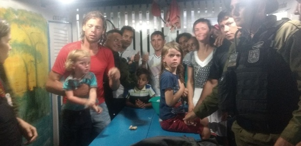 Família norte-americana passa três dias na mata após fugir de assalto em barco no Pará
