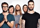 A banda norte-americana Maroon 5 (FOTO: Reprodução)