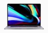 Novo MacBook Pro de 16 polegadas