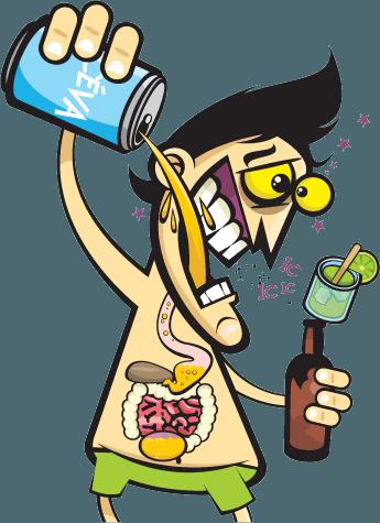 O caminho do álcool