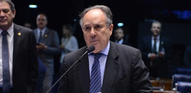 O senador Cristovam Buarque (PPS-DF)