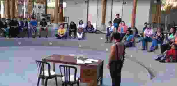 Jovem é o primeiro indígena formado em antropologia pela UnB - Arquivo pessoal - Arquivo pessoal