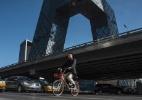 Pequim volta às origens com bicicletas, agora compartilhadas - Gilles Sabrie/The New York Times