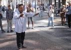 Pregadores da Sé - Reinaldo Canato / UOL