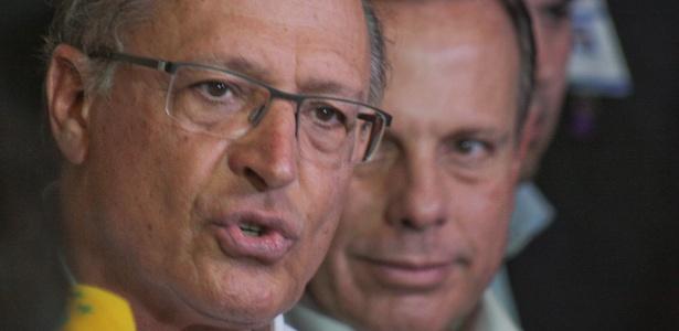 Declaração de Doria irritou aliados de Alckmin