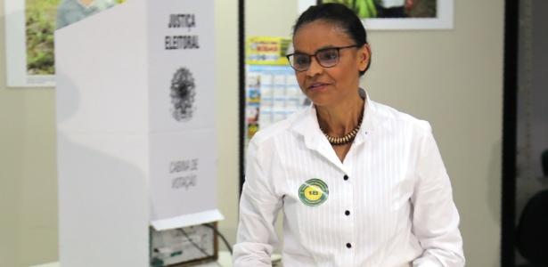 Rede, de Marina Silva, elegeu cinco senadores e uma deputada - Leo Cabral/REDE/AFP