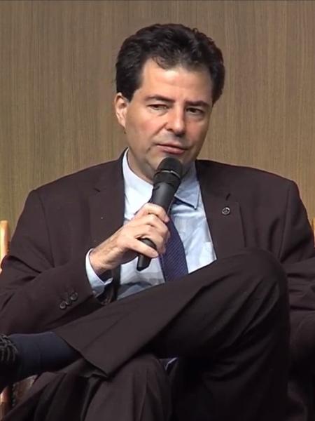 O secretário de política econômica do Ministério da Economia, Adolfo Sachsida, durante apresentação no ano passado - Reprodução/YouTube/Canal BTG