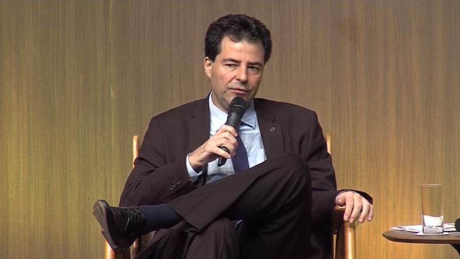 O secretário de política econômica do Ministério da Economia, Adolfo Sachsida - Reprodução/YouTube/Canal BTG