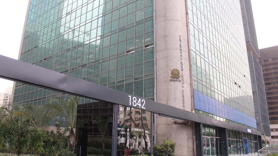 Fachada da sede do Tribunal Regional Federal da 3ª Região (TRF3), na Avenida Paulista, em São Paulo (SP) - Willian Moreira/Futura Press/Estadão Conteúdo