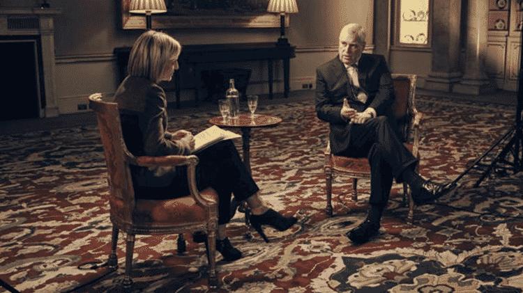 Em entrevista à BBC - MARK HARRINGTON/BBC - MARK HARRINGTON/BBC
